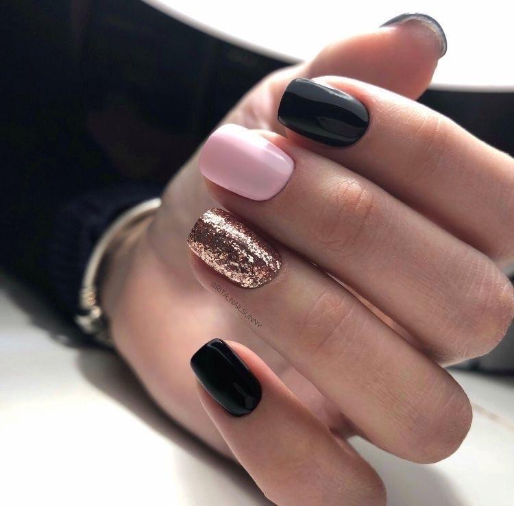 uñas cortas - uñas kylie jenner - perfect nails - uñas decoradas - diseños de uñas trendy -