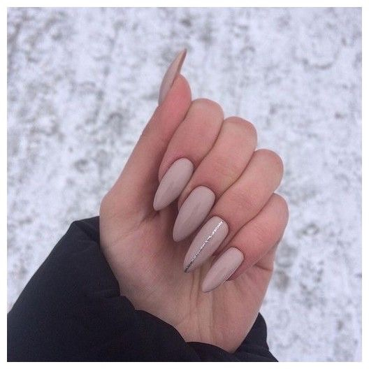 Kylie Jenner Nails - Perfect Nails - Decorated Nails - Trendy Nail Designs -