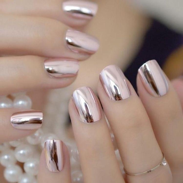 uñas kylie jenner - perfect nails - uñas decoradas - diseños de uñas trendy - uñas cortas