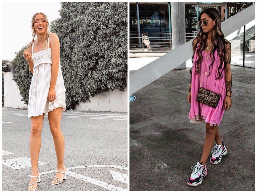 vestidos florales de verano 30 Outfits que están en Tendencia - moda verano