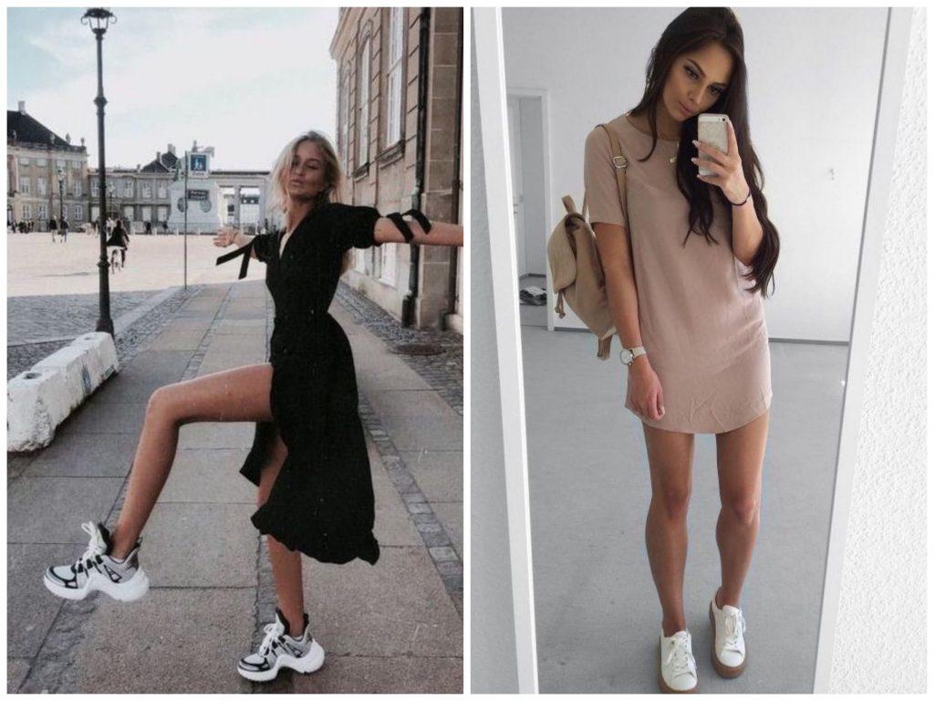 30 Outfits que están en Tendencia - moda verano vestidos negro