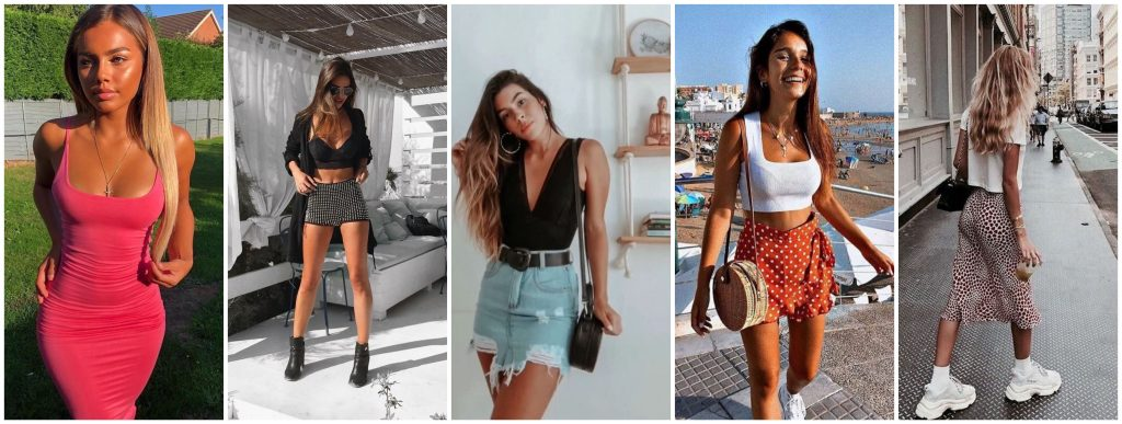 los 30 Outfits que están en Tendencia - moda verano 2019