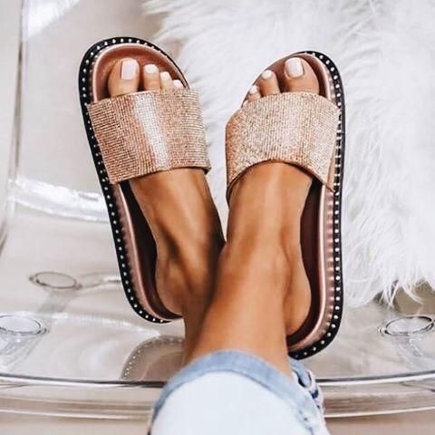 sandalias de verano mujer - moda verano - calzado veraniego- sandalias mujer chanclas