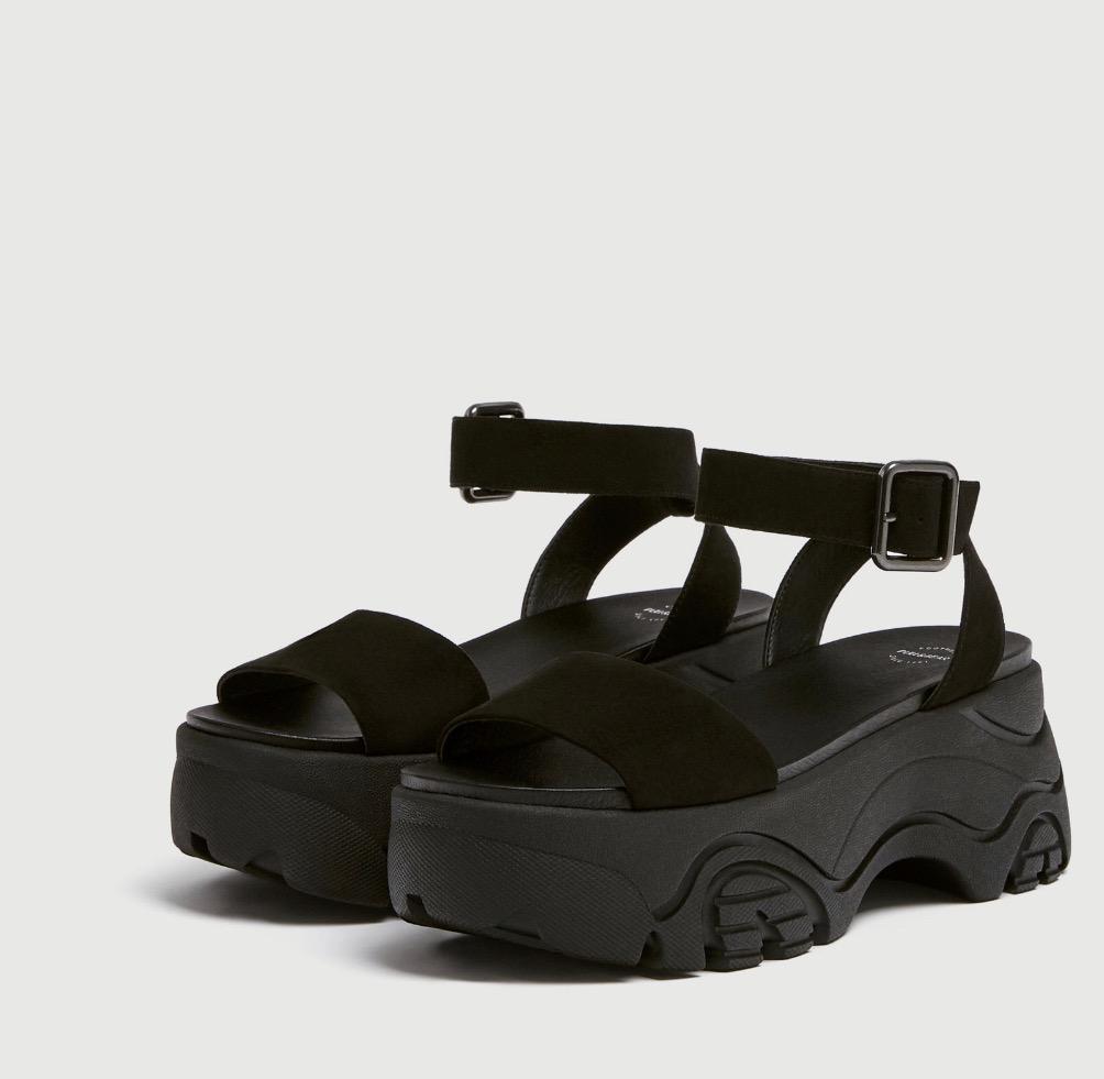Rosalíatv sandalias de verano mujer - moda verano - calzado veraniego- sandalias mujer plataforma