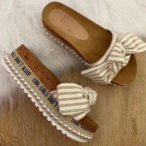 sandalias de verano mujer - moda verano - calzado veraniego- sandalias mujer sueco zara