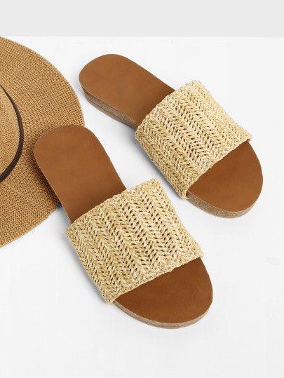 sandalias de verano mujer - moda verano - calzado veraniego- sandalias mujer yute zara