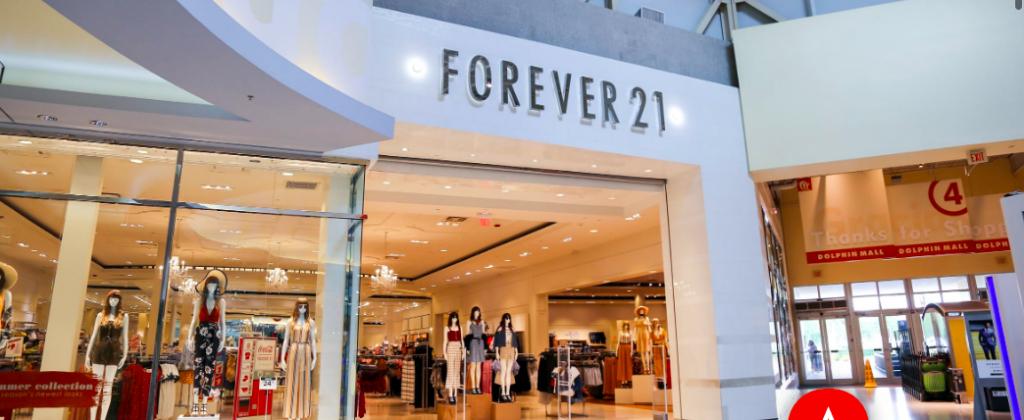 Forever 21 en Lincoln Road, una de las mayores tiendas de Miami. jpg