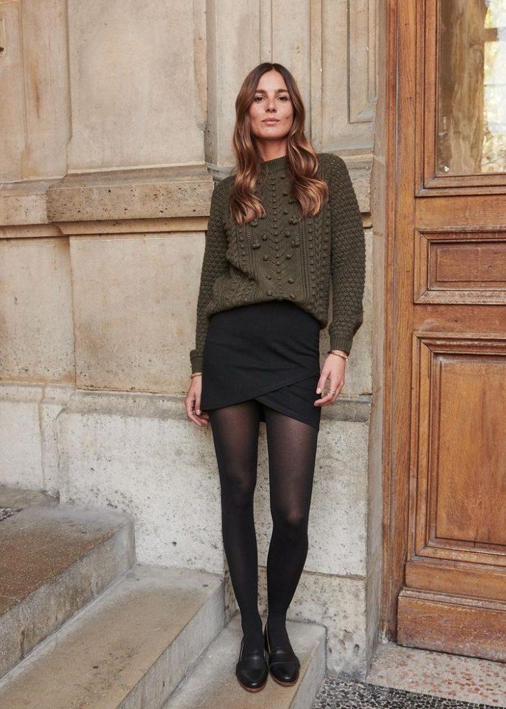 Mini faldas - Faldas cortas otoño cuerina