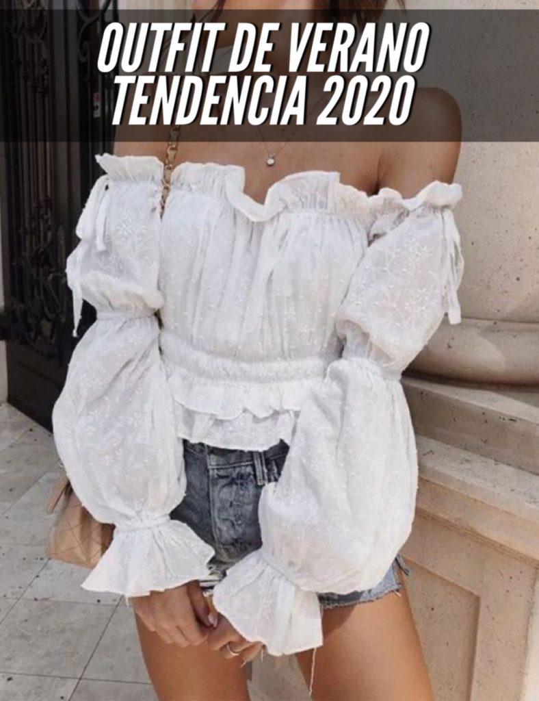 outfit de verano tendencia de este año