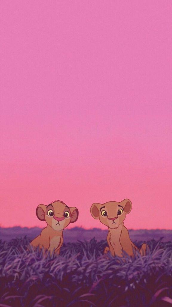 Fondos de pantalla para ser toda una chica Tumblr rey leon