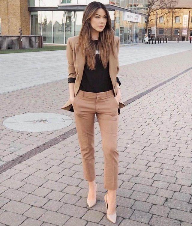 Tips para ser una mujer con carácter y actitud outfit
