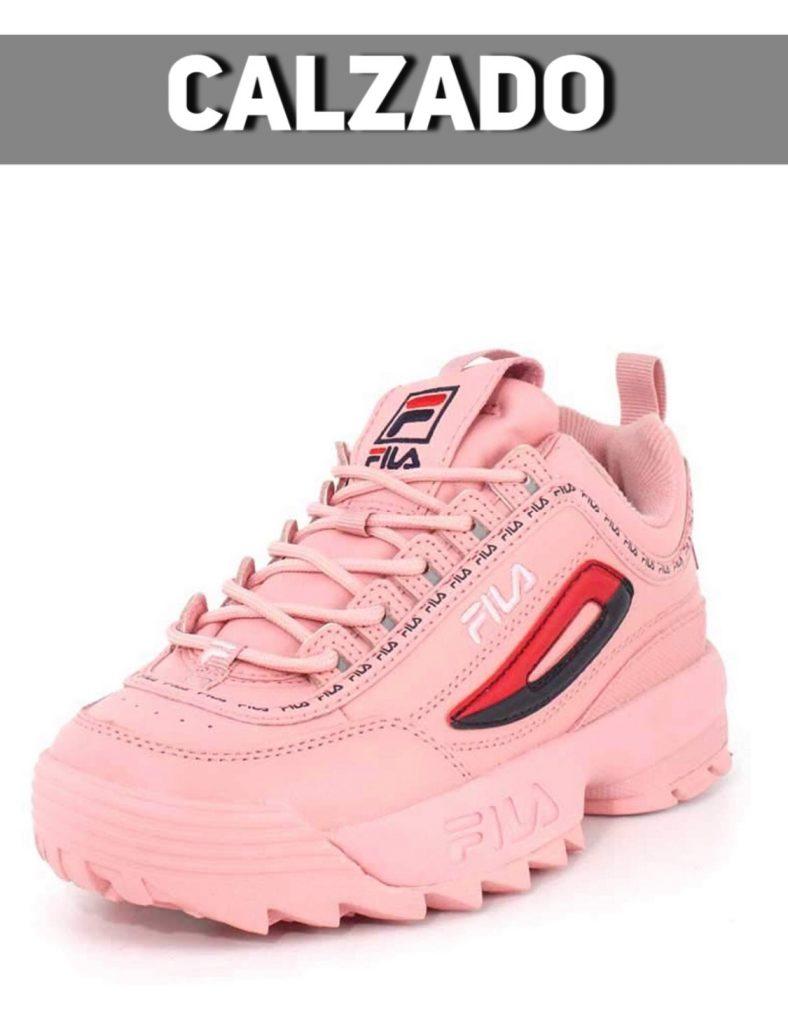 calzado de mujeres