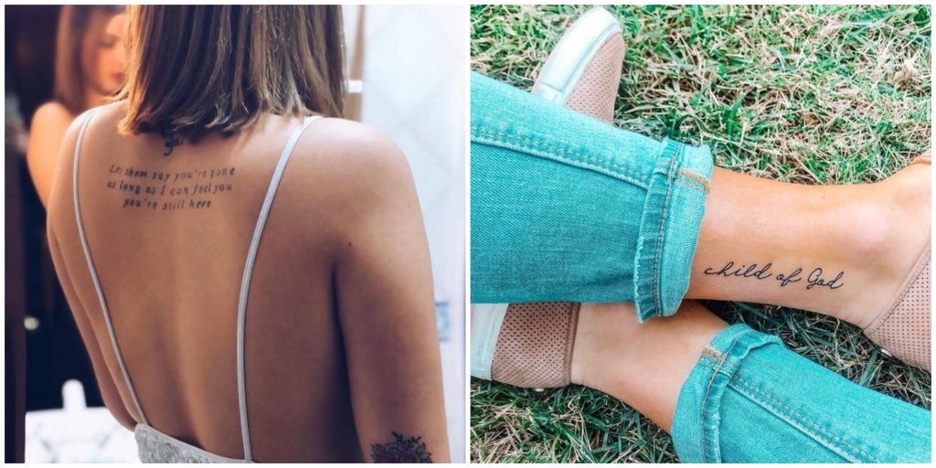 tatuajes de mujeres pequeños con significado