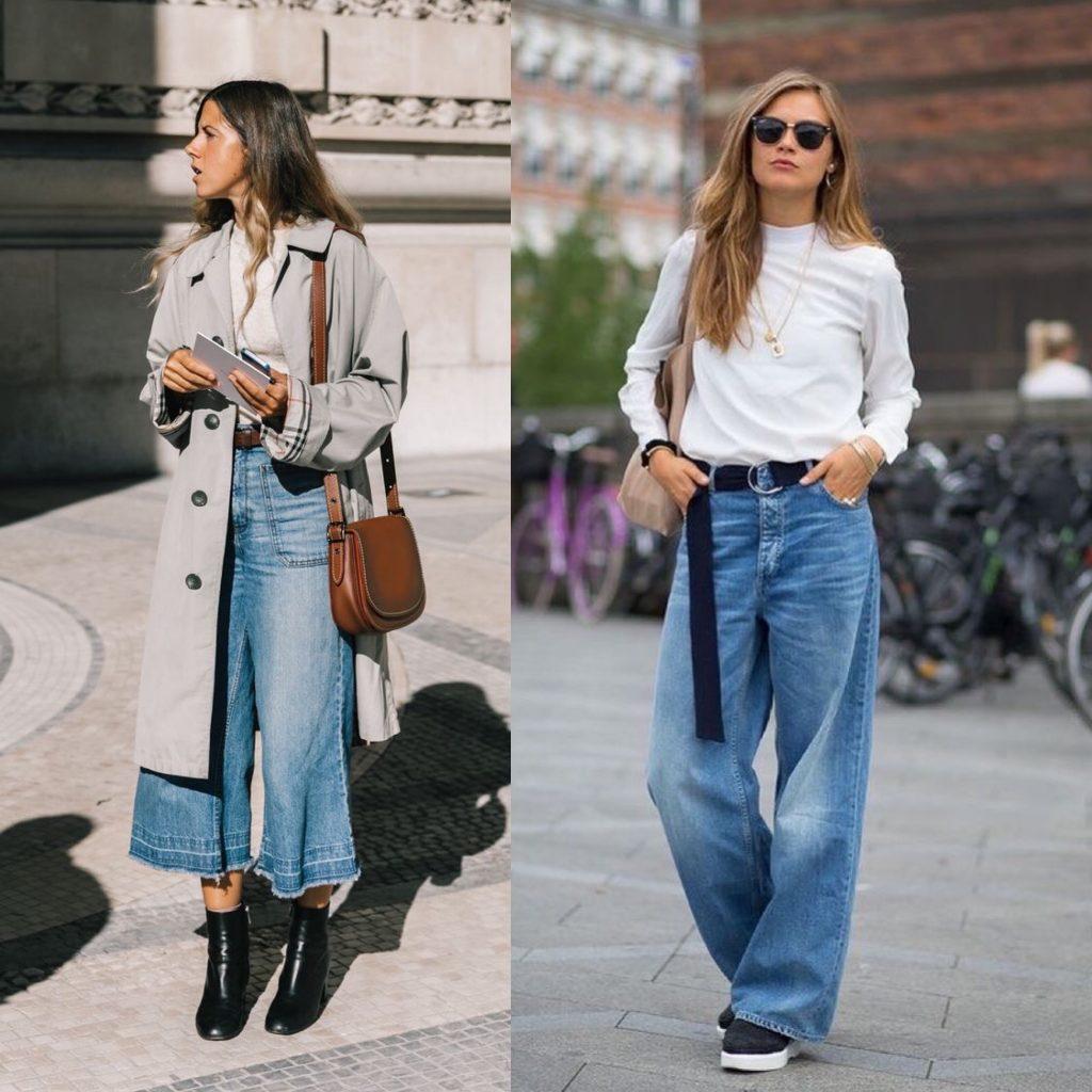 50 Outfits Denim Mujer Para Todas Las Temporadas Moda 2020