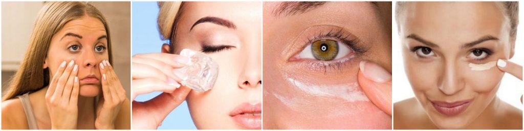 Cómo eliminar las ojeras y bolsas debajo de los ojos