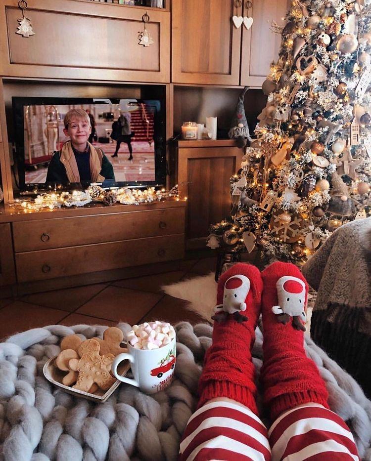 Navidad tumblr - Como hacer fotos originales para instagram de Navidad. calcetines