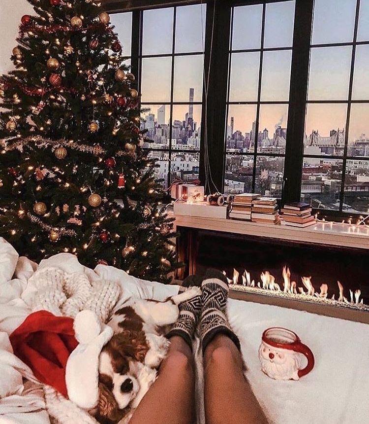Navidad tumblr - Como hacer fotos originales para instagram de Navidad. foto en casa
