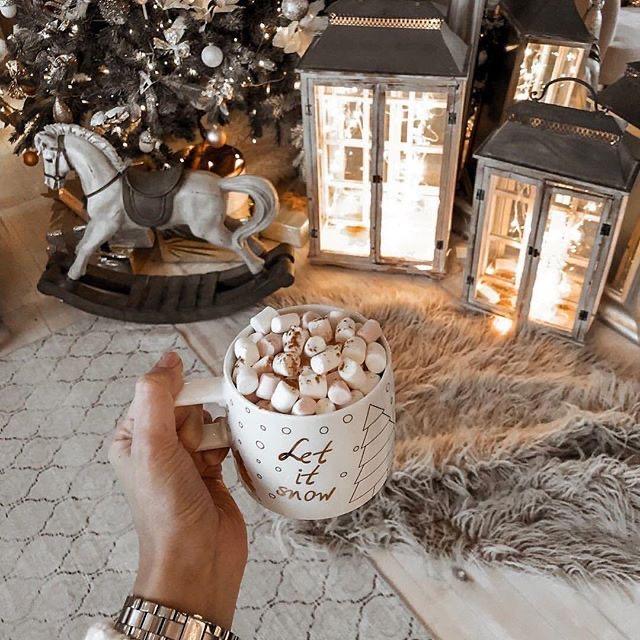 Navidad tumblr - Como hacer fotos originales para instagram de Navidad. invierno