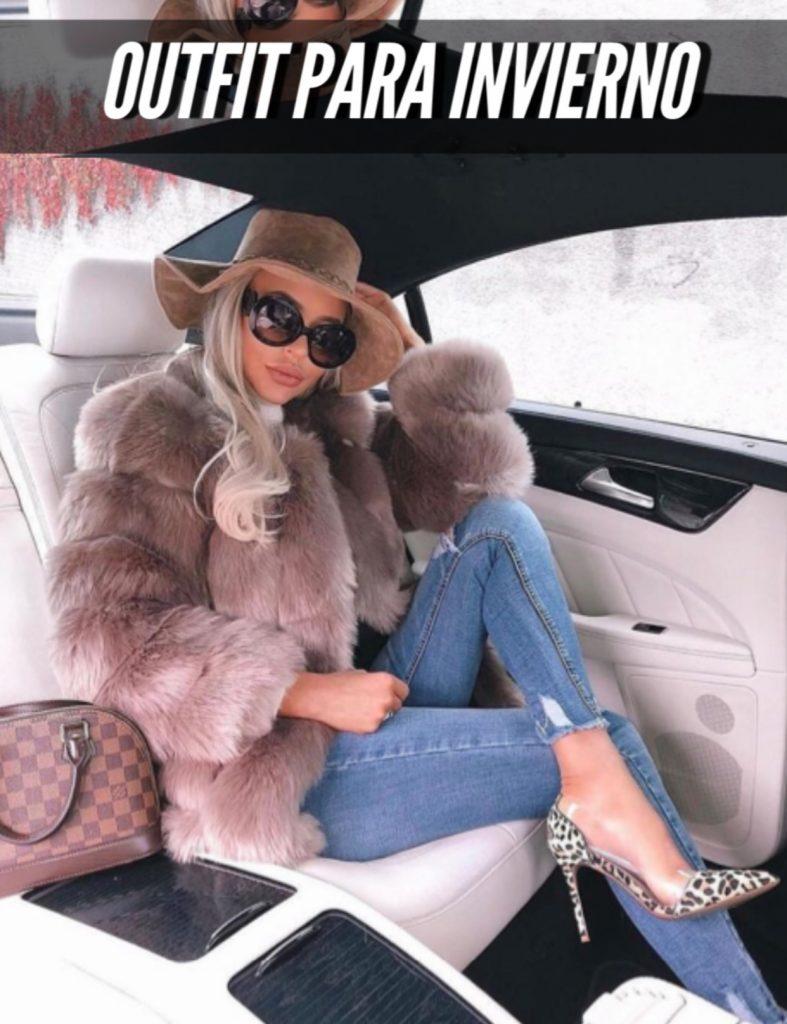 Outfit Invierno Tendencia 2020