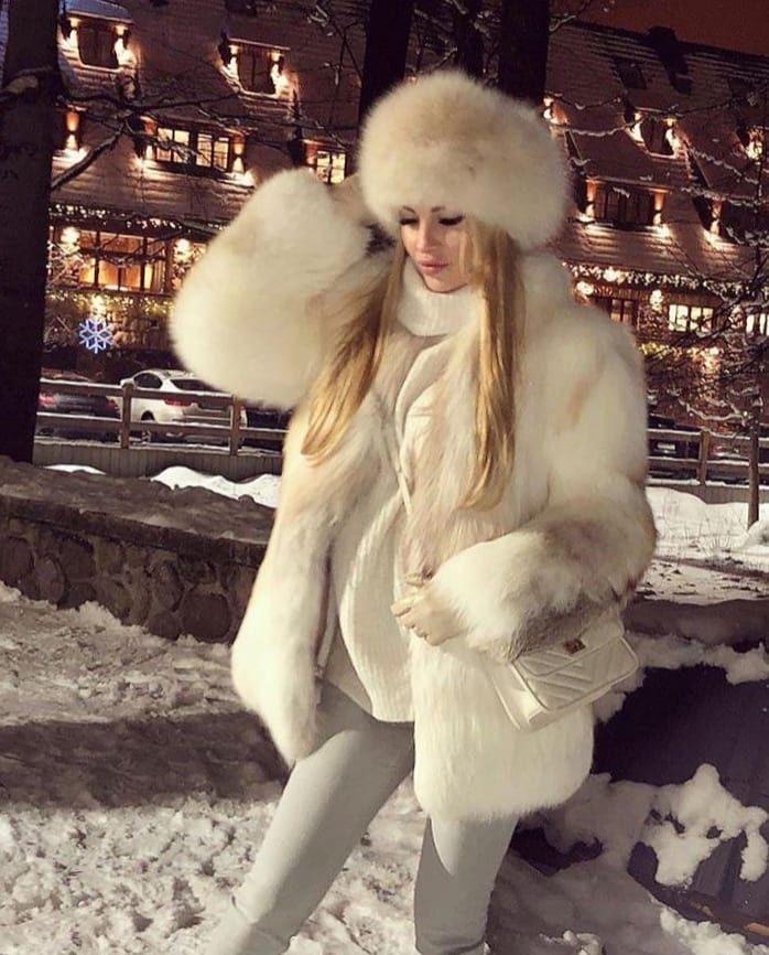look abrigado para la nieve - outfit invierno 2020