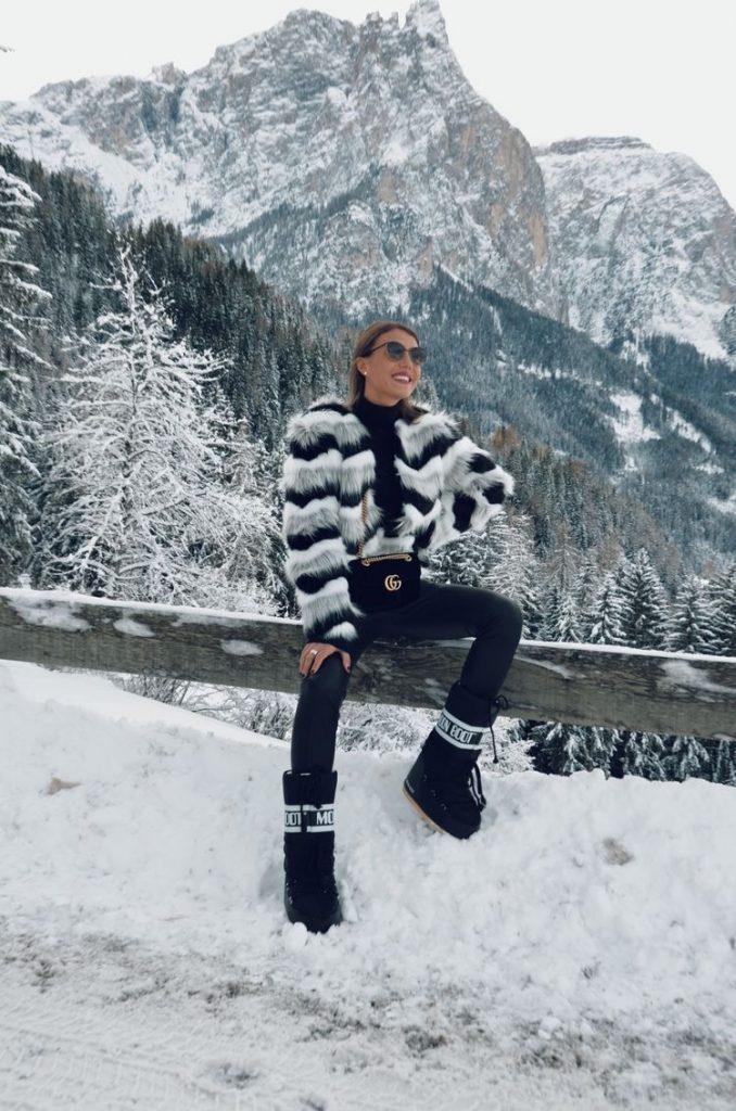 look para dias nevados - outfit invierno 2020