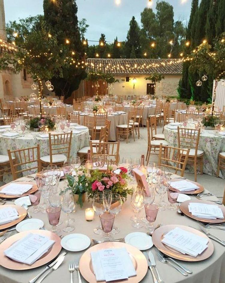 ¿cuánto cuesta una boda? decoraciones