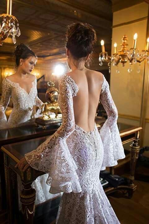Cómo elegir el estilo de tu boda en 4 pasos - vestido de novias