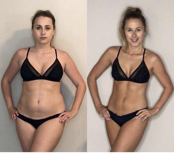 Cómo eliminar la grasa del cuerpo de manera natural sin cirugía, antes y despues