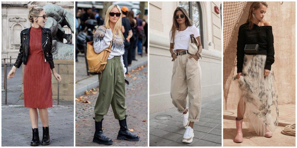 Tendencias Primavera, los outfits de moda