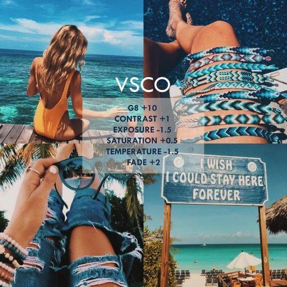 VSCO apps para hacer fotos vintage