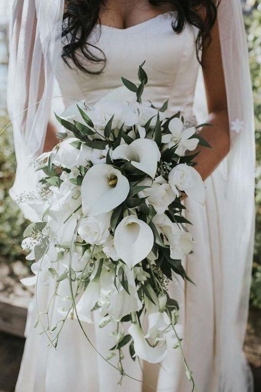 buqué de novia ideas para decoración de bodas