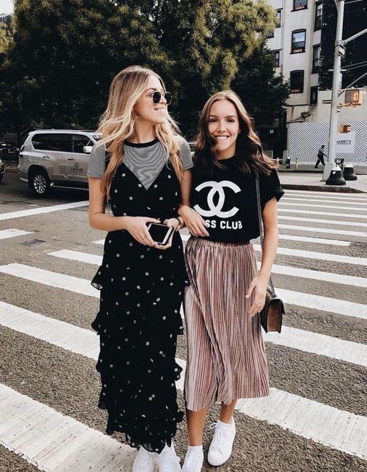 como vestir en primavera - las mejores tendencias de primavera verano 2020