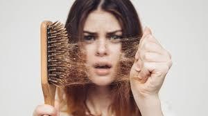 perdida de cabello mujer