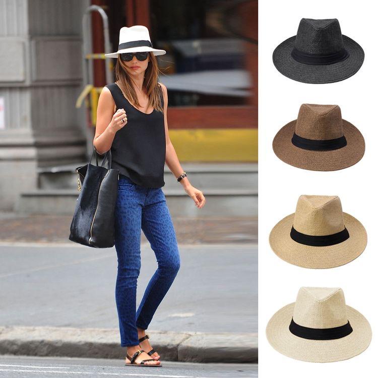 3 formas de lucir una Pamela o sombrero de playa