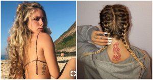tatuajes femeninos con significados- significado de tatuajes femeninos - tatuajes con significado de protección para mujeres