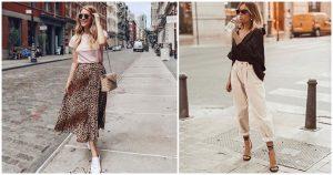 tendencia de primavera verano - moda primavera verano - looks primaverales - como vestir en primavera