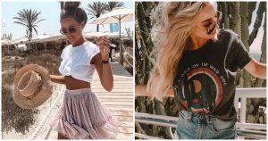tendencia verano - outfits para verano - como vestir este verano - moda verano actual