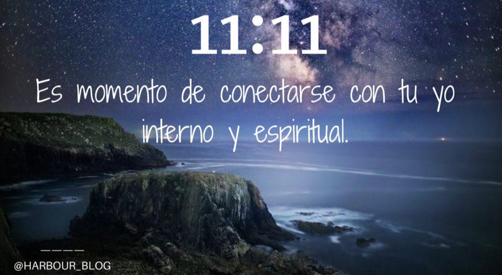 11 11 Es momento de conectarse con fu yo