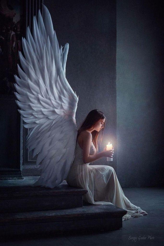 Numeros de angel, Angeles y guias