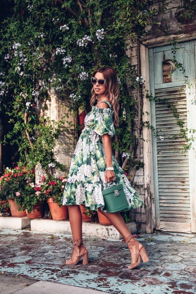 Vestidos de verano largos e informales