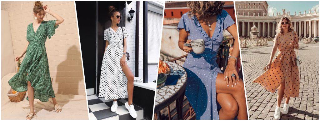 Vestidos de verano largos e informales y casuales