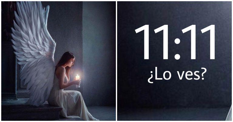 que significa el 11 11 repetido