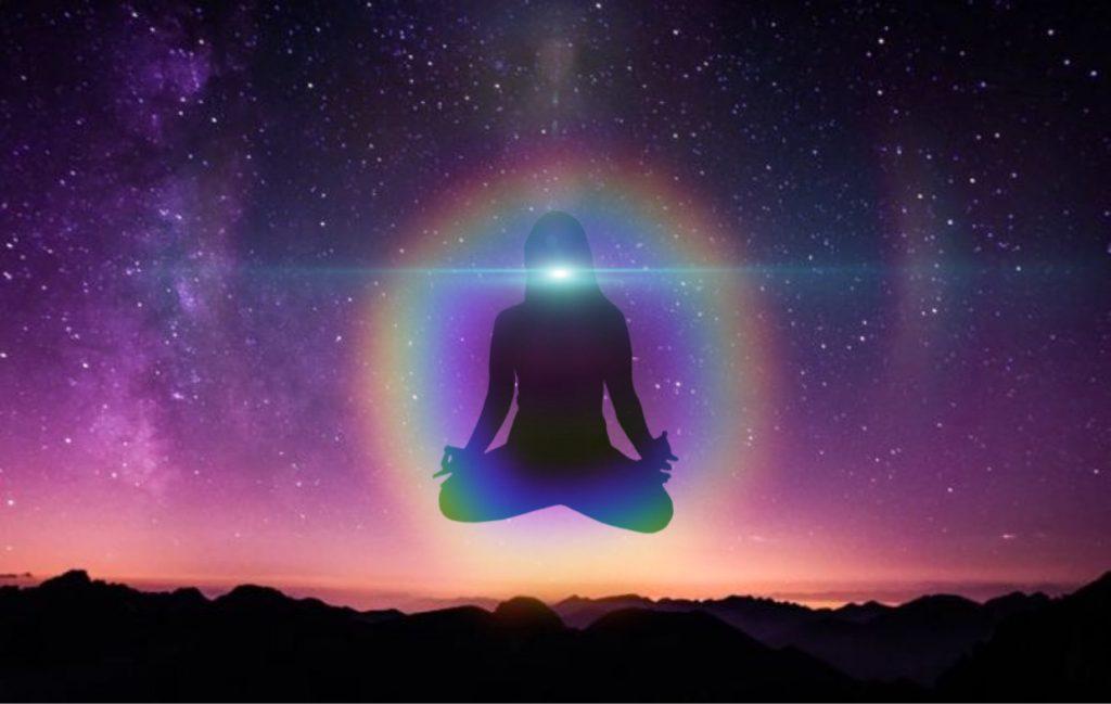 ¿Dónde se puede observar el ancho y color del aura?