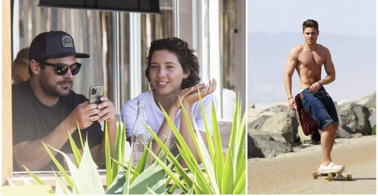 ¿Quién es Vanessa Valladares? La nueva novia de Zac Efron