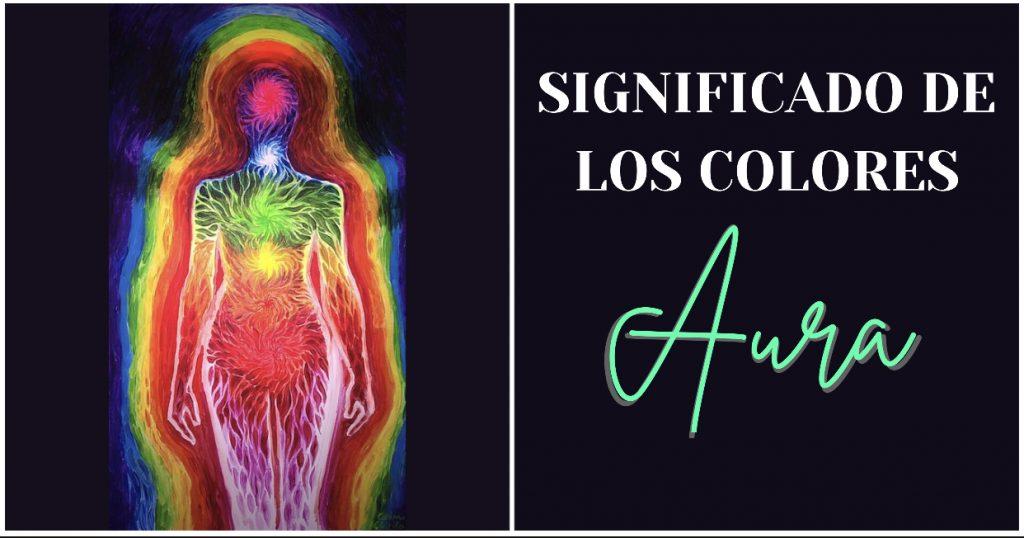 ¿Co�mo interpretar los colores del aura?