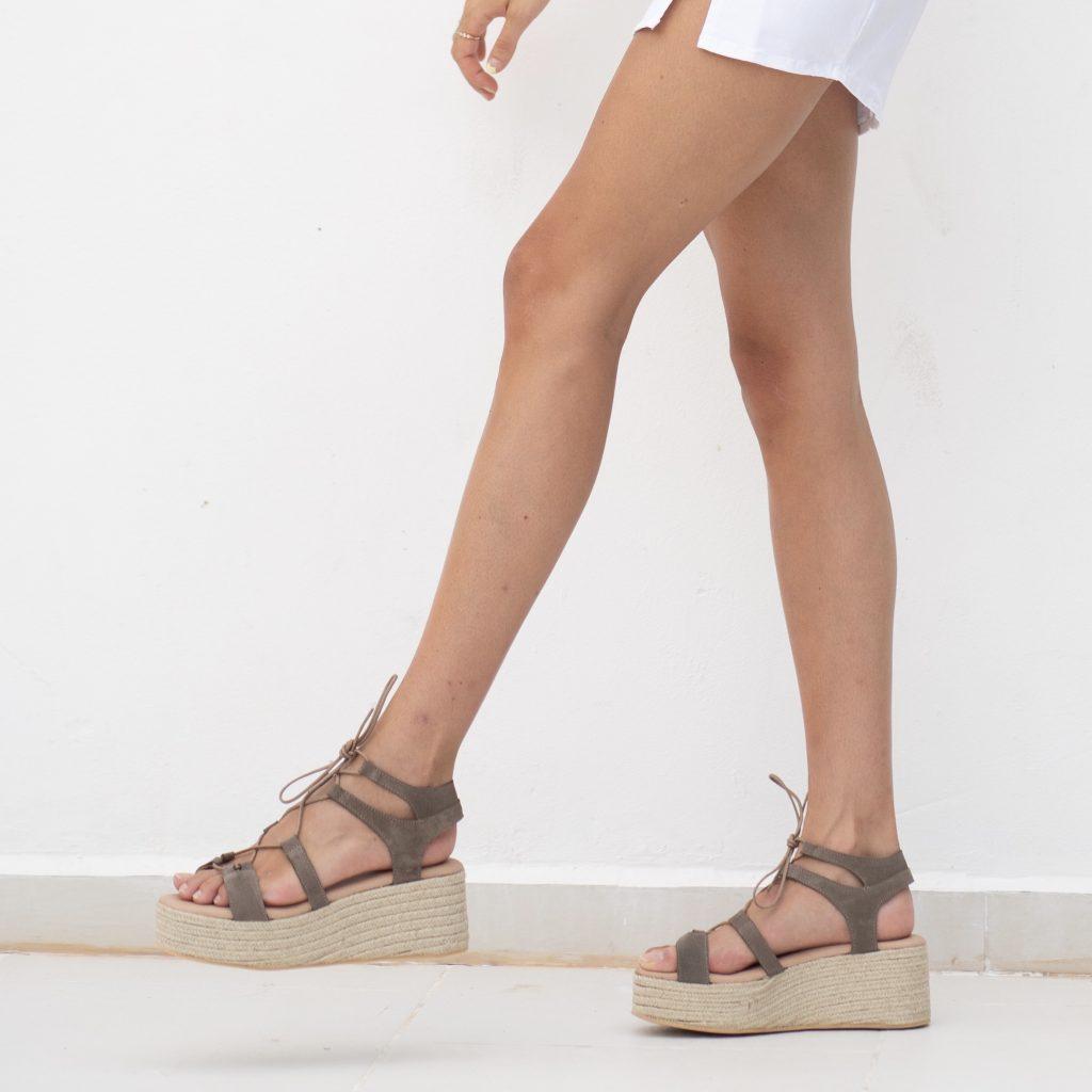 ¿Cómo llevar unos zapatos de plataforma?